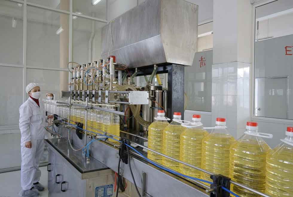 Canned equipment